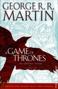 Game of Thrones HC (2012 Bantam Books) The Graphic Novel 1-1ST