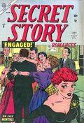 Secret Story Romances (1953) 6