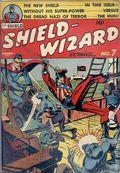 Shield-Wizard Comics (1940) 7