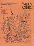 Alien Critic (1971) Fanzine 9