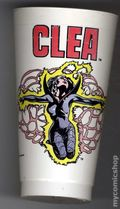 7-Eleven Marvel Super Heroes Collectible Cups (1975 Marvel) CLEA
