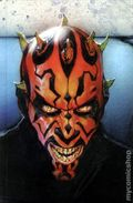Star Wars The Wrath of Darth Maul HC (2012 Novel) 1N-1ST