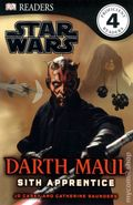 Star Wars Darth Maul Sith Apprentice SC (2012 DK Readers) 1-1ST