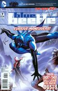 Blue Beetle (2011 3rd Series) 7