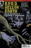 BPRD Hell on Earth Pickens County Horror (2012 Dark Horse) 1A