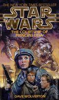 Star Wars The Courtship of Princess Leia PB (1995 Bantam Novel) 1-1ST