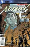 Action Comics (2011 2nd Series) 7A