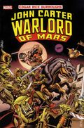 John Carter Warlord of Mars Omnibus HC (2011 Marvel) 1B-1ST
