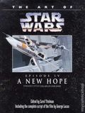 Art of Star Wars SC (1994 Del Rey Book) Episodes IV-VI Reissued Edition 1-REP