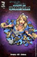 Grimm Fairy Tales Alice in Wonderland (2012 Zenescope) 4A