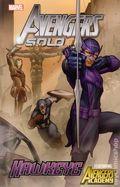 Avengers Hawkeye Solo TPB (2012) 1-1ST
