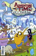Adventure Time (2012 Kaboom) 1B