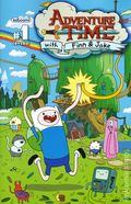 Adventure Time (2012 Kaboom) 1E