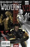 Dark Reign The List Wolverine (2009) 1C