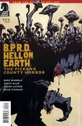 BPRD Hell on Earth Pickens County Horror (2012 Dark Horse) 2