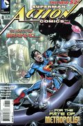 Action Comics (2011 2nd Series) 8A