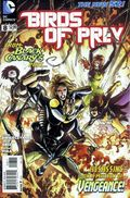 Birds of Prey (2011 3rd Series) 8