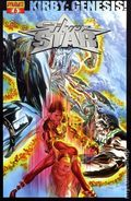 Kirby Genesis Silver Star (2011 Dynamite) 6