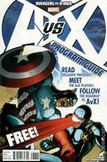 Avengers vs. X-Men Program Guide (2012 Marvel) 1