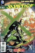 Justice League (2011) 8A