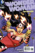 Wonder Woman (2011 4th Series) 8A