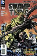 Swamp Thing (2011 5th Series) 8A