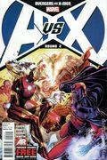 Avengers vs. X-Men (2012 Marvel) 2A