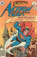 Action Comics (1938 DC) Mark Jewelers 467MJ