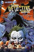 Batman Detective Comics HC (2012-2016 DC Comics The New 52) 1-1ST