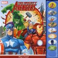 Mighty Avengers Play-A-Sound HC (2012) 1-1ST