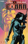 GI Joe Cobra Civil War TPB (2011 IDW) 2-1ST