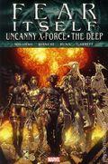 Fear Itself Uncanny X-Force The Deep HC (2012 Marvel) 1-1ST