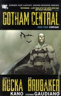 Gotham Central TPB (2011-2012 Deluxe Edition) 4-1ST