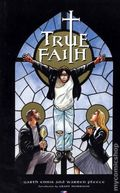True Faith GN (1990 Fleetway) 1st Edition 1-1ST