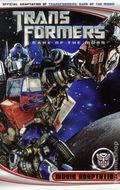 Transformers Dark of the Moon Movie Adaptation TPB (2011 IDW) Walmart Exclusive Edition 1-1ST