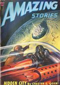 Amazing Stories (1926 Pulp) Volume 21, Issue 7