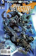 Detective Comics (2011 2nd Series) 9A
