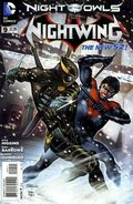 Nightwing (2011 2nd Series) 9