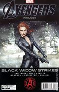 Avengers Black Widow Strikes (2012) 2