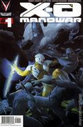 X-O Manowar (2012 3rd Series Valiant) 1A