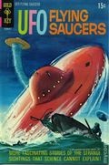 UFO Flying Saucers (1968 Gold Key) 2