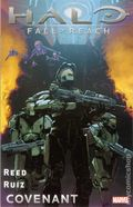 Halo Fall of Reach Covenant TPB (2012 Marvel) 1-1ST