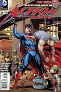 Action Comics (2011 2nd Series) 8B