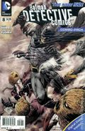 Detective Comics (2011 2nd Series) 8COMBO