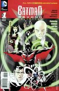 Batman Beyond Unlimited (2011) 1B