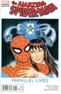 Amazing Spider-Man Parallel Lives (2012) 1