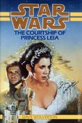 Star Wars The Courtship of Princess Leia HC (1994 Bantam Novel) 1A-REP