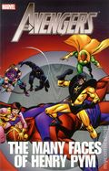 Avengers The Many Faces of Henry Pym TPB (2012 Marvel) 1-1ST
