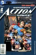 Action Comics (2011 2nd Series) 1G