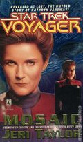 Star Trek Voyager Mosaic PB (1997 Pocket Novel) 1-1ST